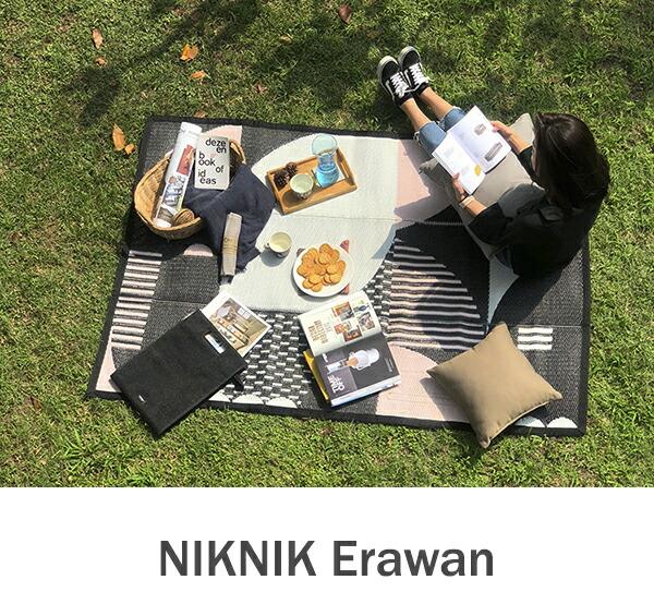 たためるラグマット NIKNIK Erawan