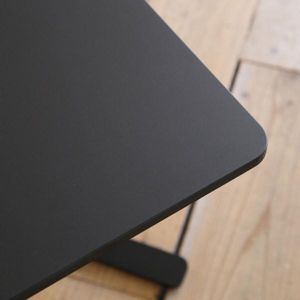 指紋がつかない 昇降式サイドテーブル