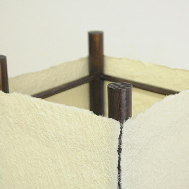 和紙のぬくもり溢れるデザイン照明