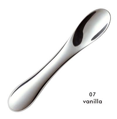 アイスクリームスプーン 15% パフェ バニラ