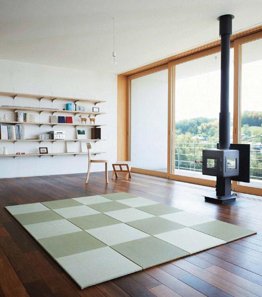 畳のマットはサイズオーダー可能