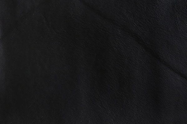 ハンモックレザーのブラック