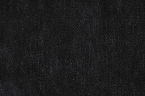 ハンモックレザーのブラックの裏面