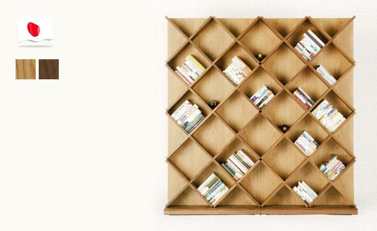 オープンラック 収納家具 おしゃれ 無垢 ディスプレイラック ウッドラック 飾り棚 北欧 ナチュラル オーク ウォールナット