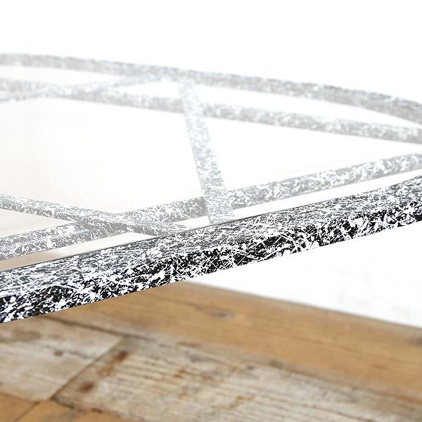 アートなローテーブル