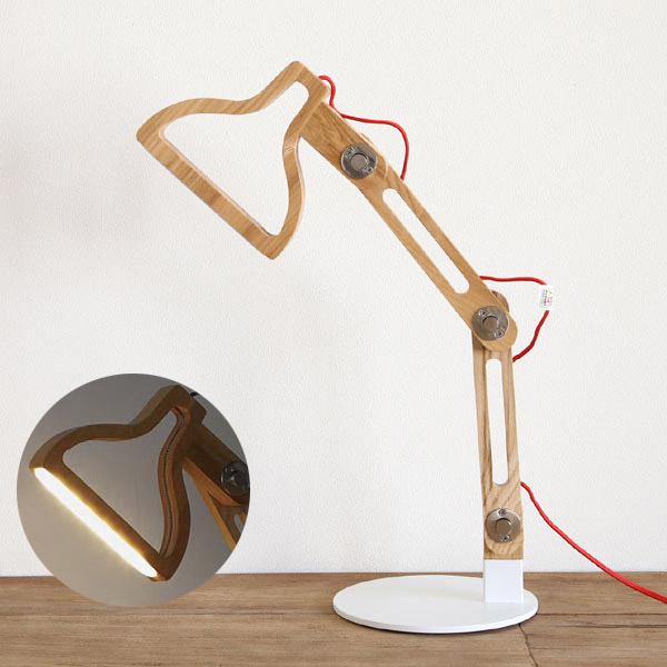 ポルックス LED テーブルライト