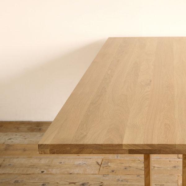 時寛 ダイニングテーブル オーク 無垢