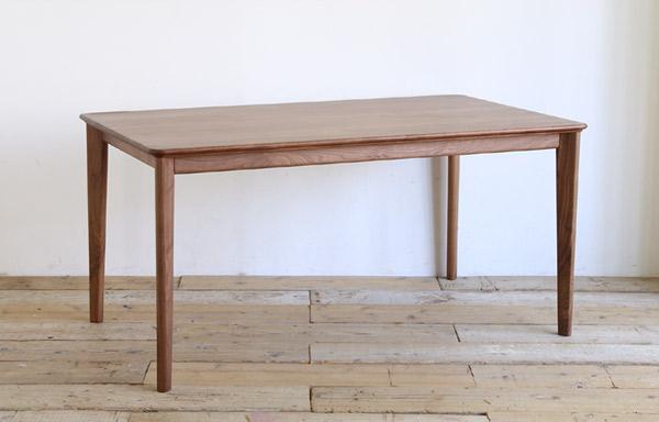ダイニングテーブル ホワイトオーク 無垢材
