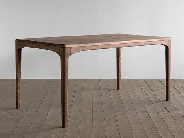 ダイニングテーブル ウォールナット 無垢材