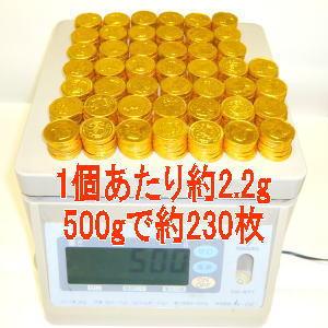 国産コインチョコレート【業務用】大1kg