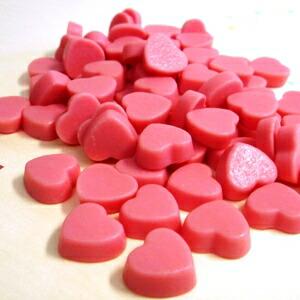 ミニミニハートチョコレートいちご