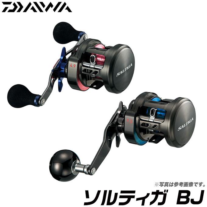 ダイワ ソルティガ BJ 2017年モデル(1)