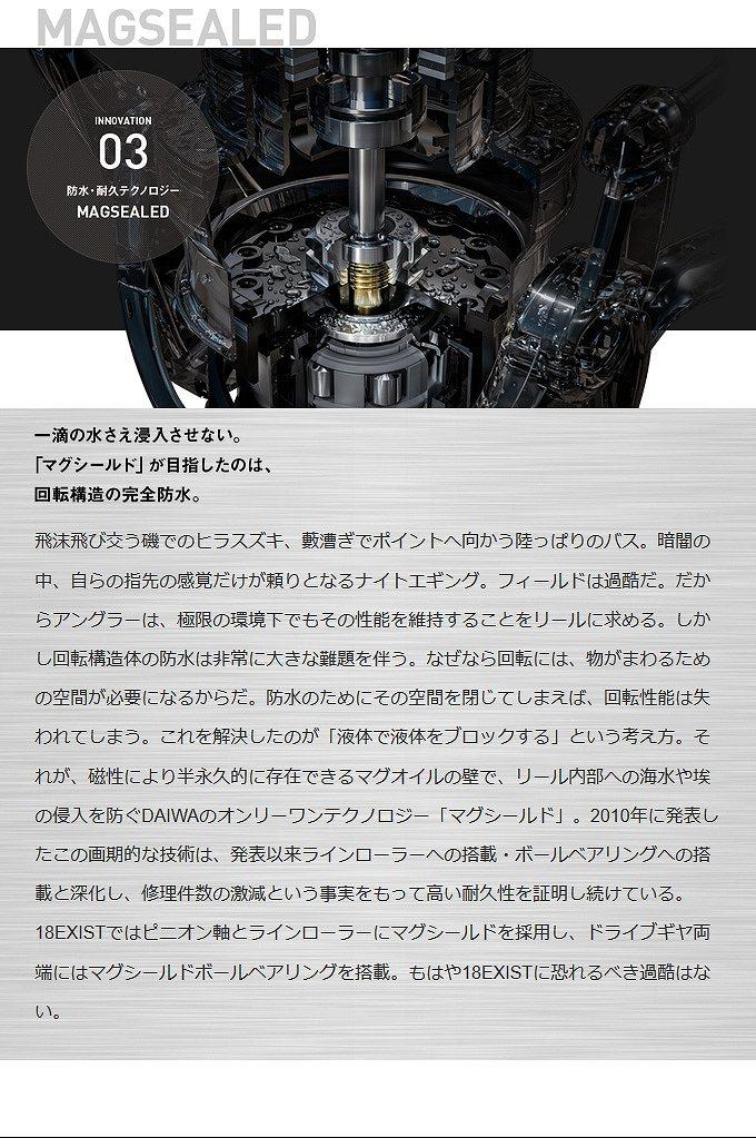 ダイワ EXIST(5)