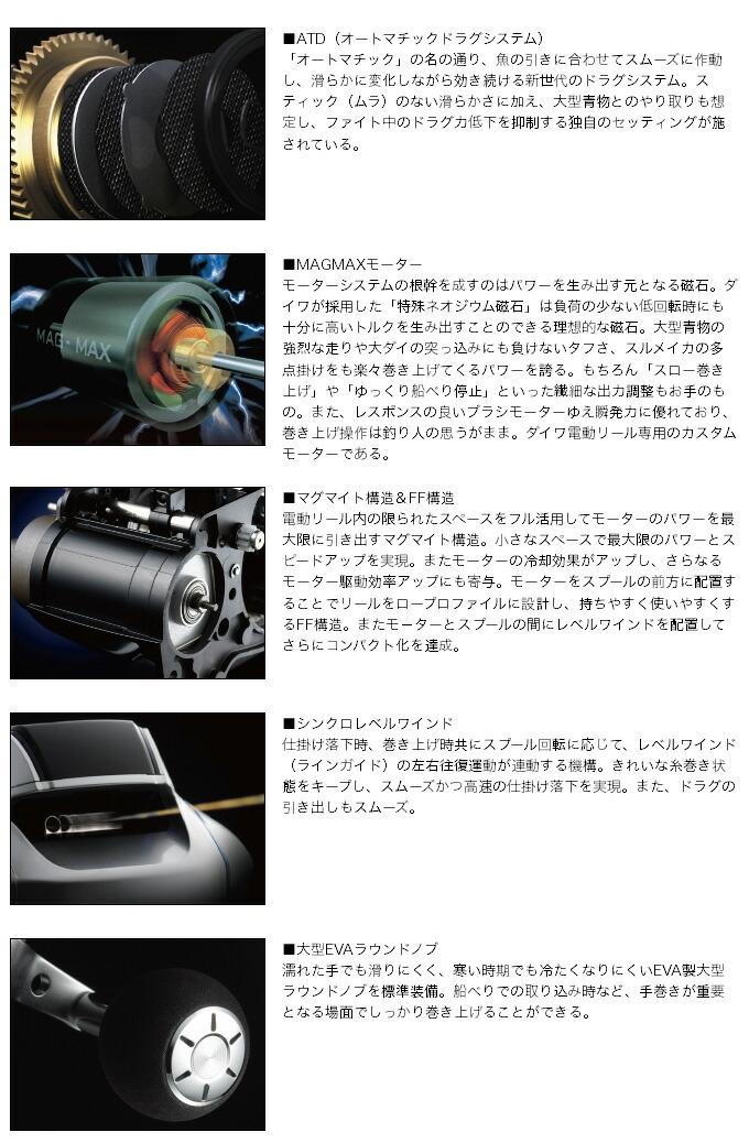 ダイワ シーボーグ200J/J-L (4)