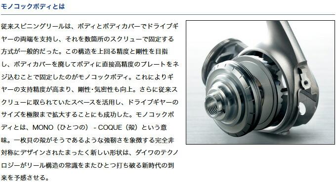 ダイワ ソルティガ BJ(スピニングモデル)(3)