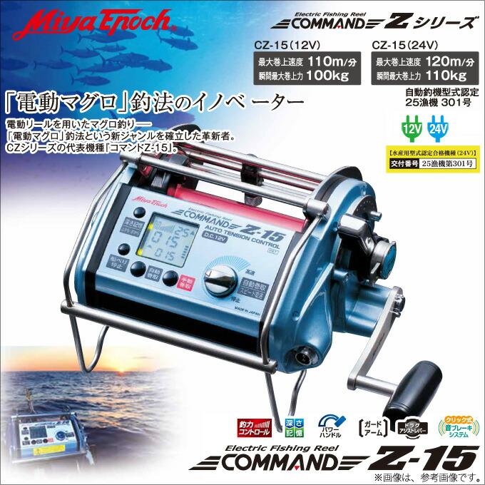 ミヤエポック コマンドZシリーズ CZ-15(1)