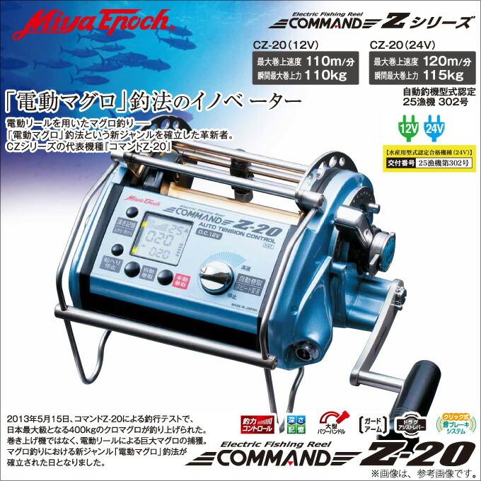 ミヤエポック コマンドZシリーズ CZ-20(1)