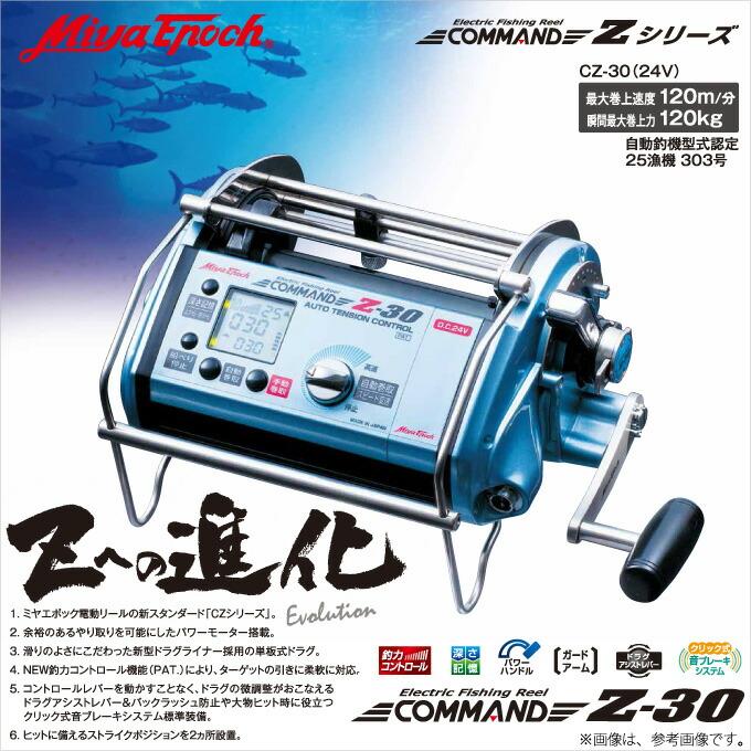 ミヤエポック コマンドZシリーズ CZ-30(1)