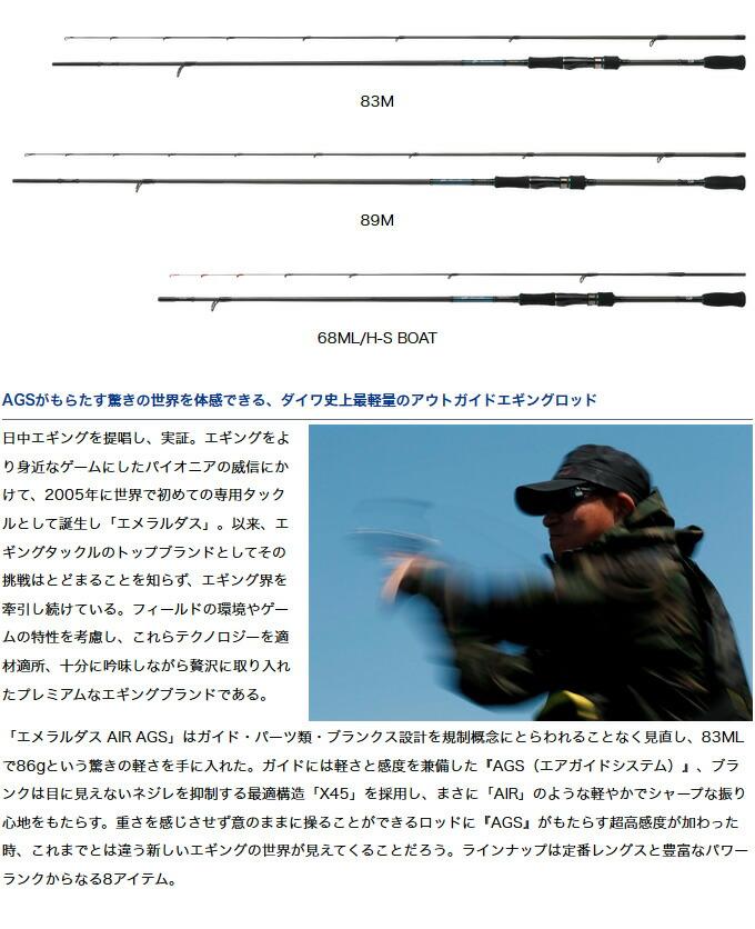 ダイワ エメラルダス AIR AGS(1)