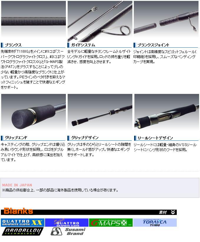 オリムピック スーパーカラマレッティー 2016年モデル(3)