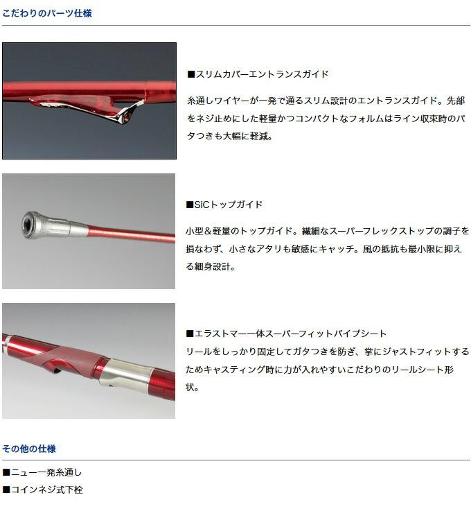 ダイワ メガドライ 遠投(5)