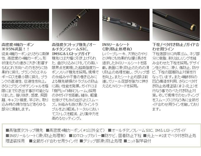 宇崎日新 ZEROSUM 磯 弾 X4(2)