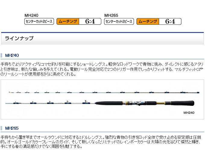 シマノ 海攻アオモノリミテッド 2016年モデル(2)