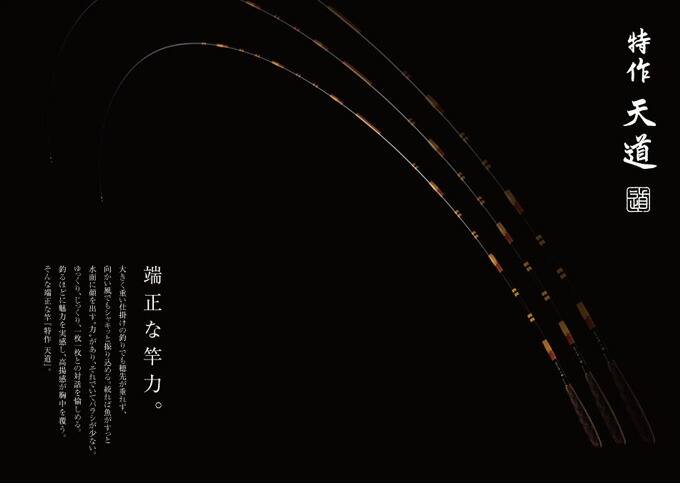 シマノ 特作 天道(3)