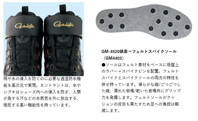 がまかつ GM-4520