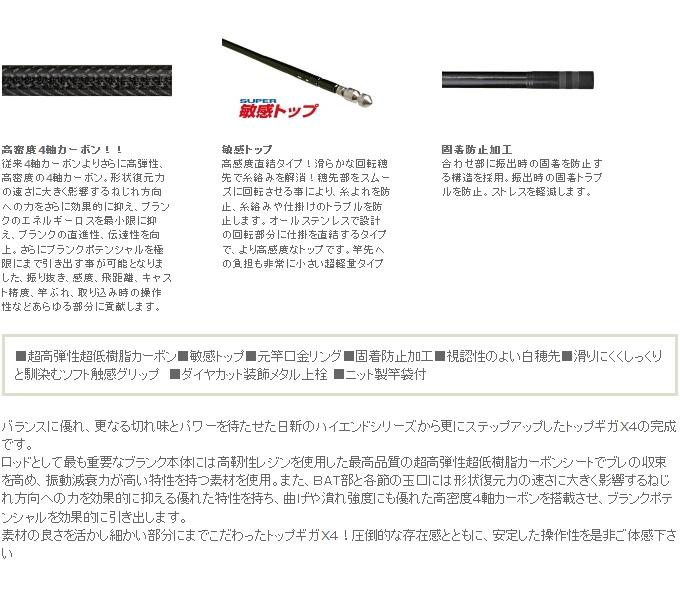 宇崎日新 TOP GIGA X4 [トップギガX4 ](1)