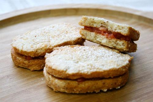 ブラッドオレンジのパウンドケーキのレシピ
