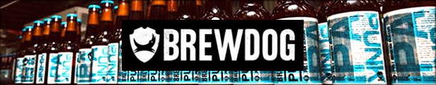スコティッシュクラフトビール「ブリュードッグ」