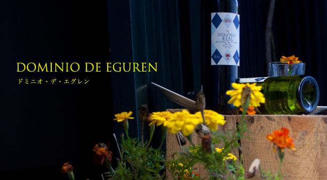 DOMINIO DE EGUREN ドミニオ・デ・エグレン