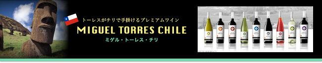 トーレスがチリで手掛けるプレミアムワイン ミゲル・トーレス・チリ