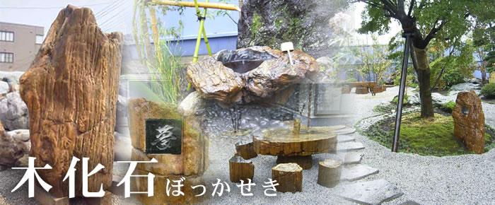 木化石 化石 庭石 飾石 景石 庭園