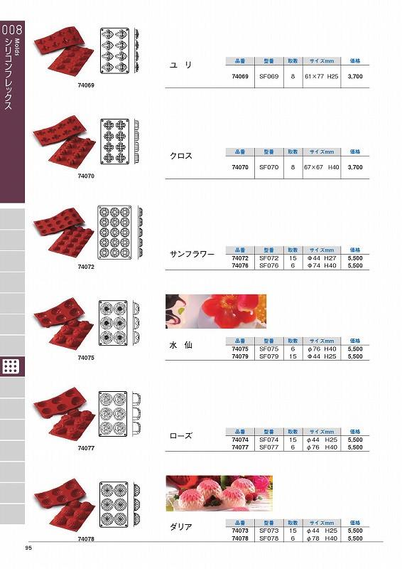 (ステンレス製) φ70mm シャルロット 【30%OFF】 フタ付 0.15L