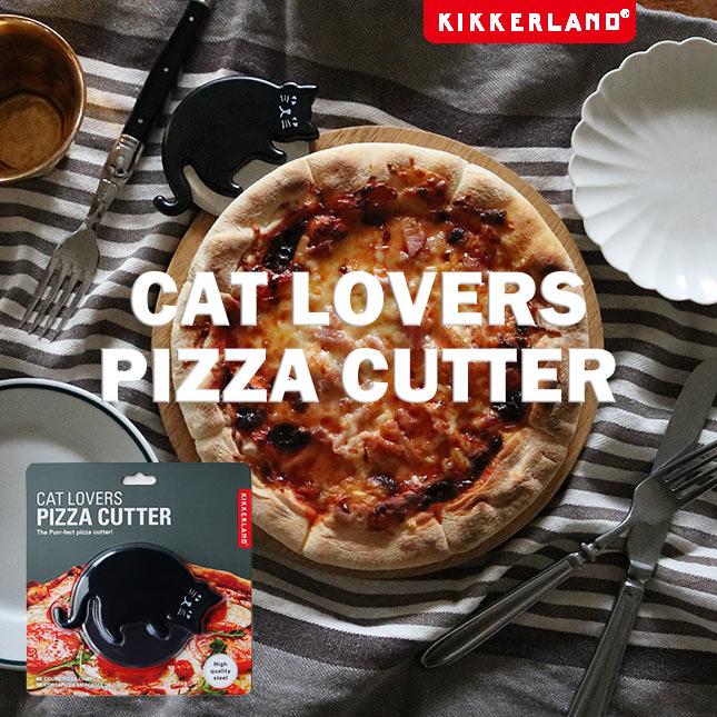 Cat Lovers Pizza Cutter キャットラバーズ ピザカッター