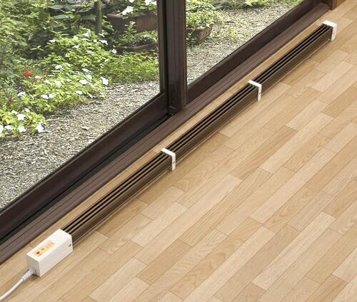 Esken shopping rakuten global market 3 benefits slim for Window heater