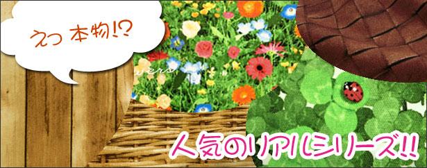 ☆人気のリアルシリーズ☆