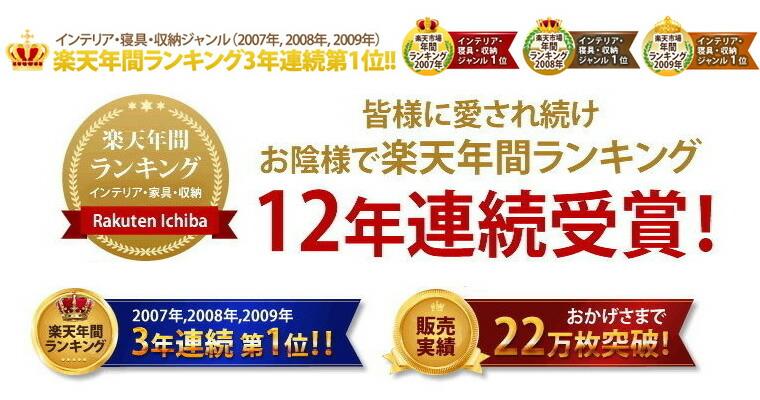 楽天年間ランキング12年連続受賞 松並木のガーゼケット