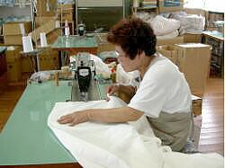 本縫い工程