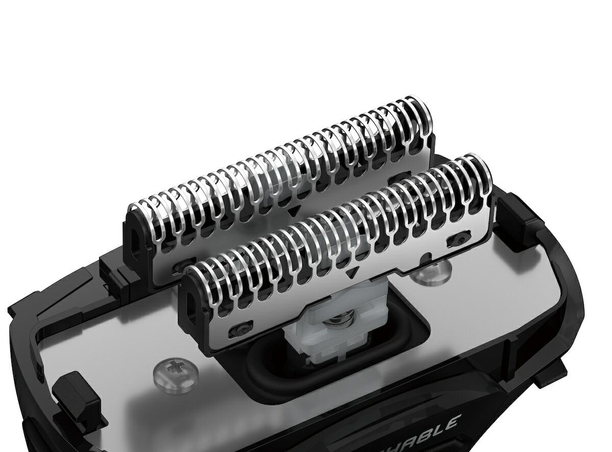 マクセル イズミ シェーバー S-DRIVE 3枚刃 往復式シェーバー IZF-V530-K