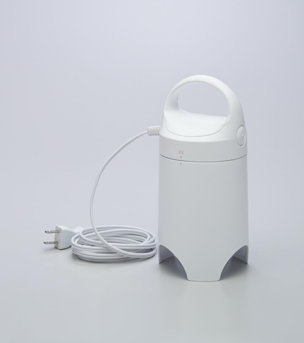 掃除機なしで吸引&圧縮 電動吸引機 エアッシュ AIR-001
