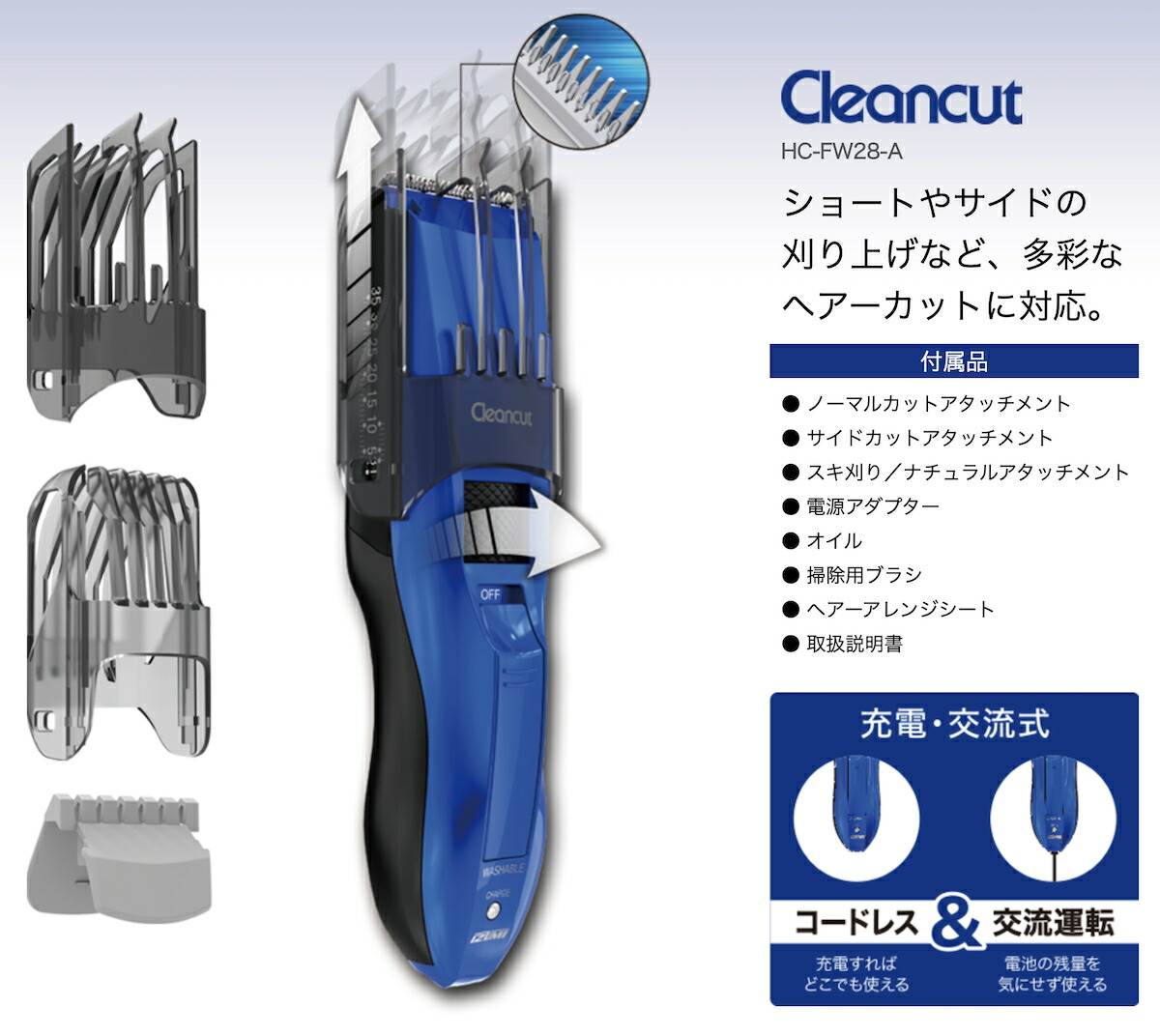 Cleancut HC-FW28-A