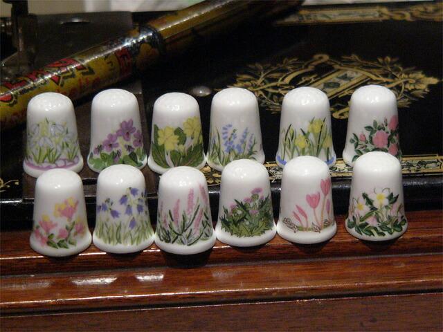イギリスの花 12種の花セット
