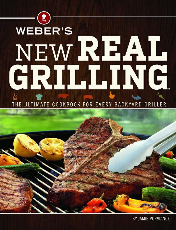 Weberグリルを使ったレシピ本です。 全て英語で書かれておりますが、写真を見るだけでもわかりやすいレシピ本です。