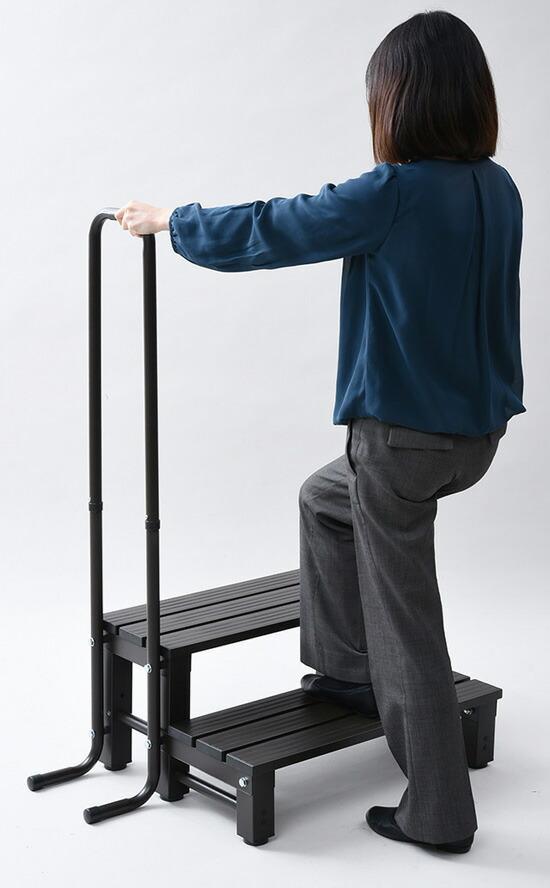 アルミ踏み台