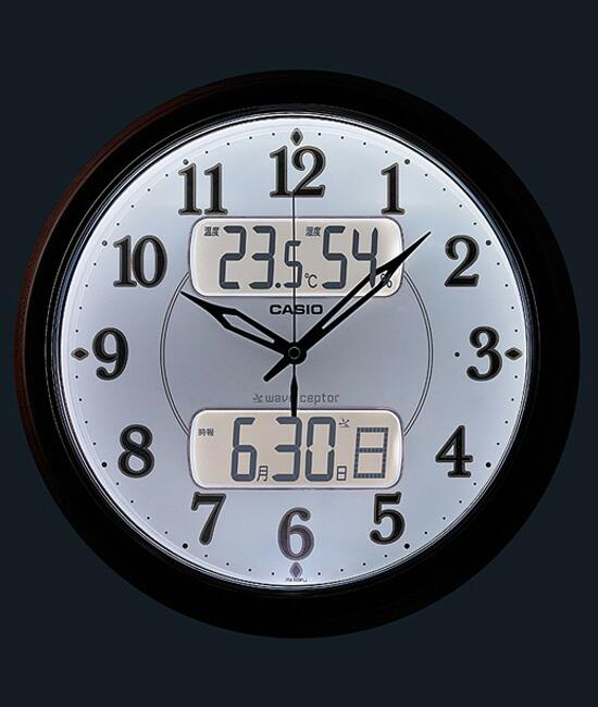 多機能掛時計