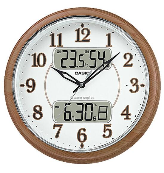 時報付き掛時計