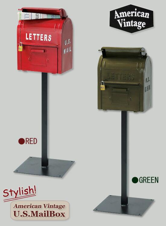 クラシカル郵便受け